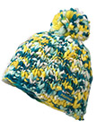 Girl's Frosty Pom Hat