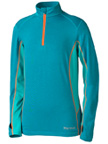 Girl's Lateral 1/2 Zip