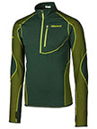 Thermo 1/2 Zip