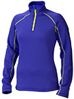 Women's Power Stretch 1/2 Zip